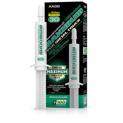 XADO Maximum 1 Stage DIESEL TRUCK Degvielas iekārtām