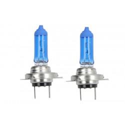 M-TECH Spuldze H7 XENON BLUE (Duobox 2gab.) 12V 55W PX26D