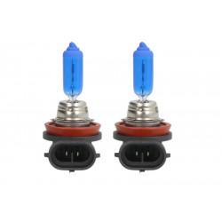M-TECH Spuldze H11 XENON BLUE (Duobox 2gab.) 12V 55W PGJ19-2