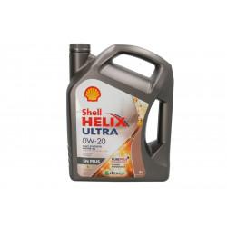 SHELL HELIX ULTRA SN 0W20 5L