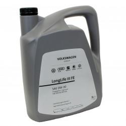 0W30 VW GROUP LONGLIFE III FE 5L