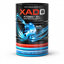 XADO Atomic Oil 5W-40 SM/CF  (izlejama) Cenā iekļauta tara