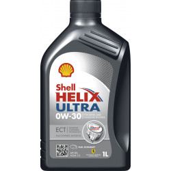 SHELL HELIX ULTRA ECT 0W-30 1L