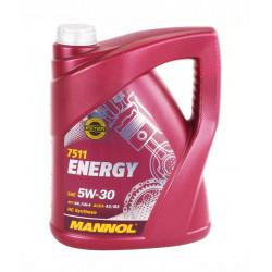 MANNOL 7511 Energy 5W-30 SL/CF 10L
