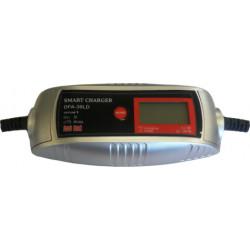 Akumulatora lādētājs impulsa ALBURNUS 6/12V / 1,2AH- 120AH
