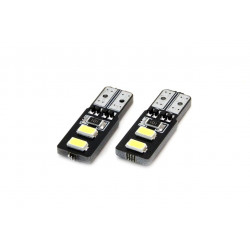 LED CANBUS 4SMD 5730 T10 (W5W) White