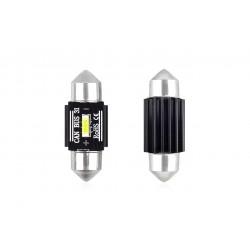 LED CANBUS 1 SMD UltraBright 1860 Festoon 31mm White 12V/24V