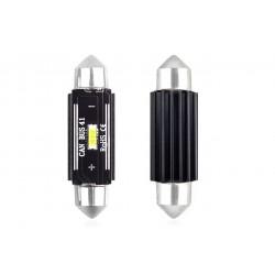 LED CANBUS 1 SMD UltraBright 1860 Festoon 41mm White 12V/24V